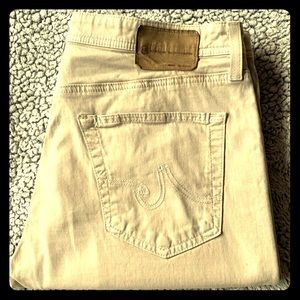 """AG Chinos """"the Protege"""" size 36""""waist 34"""" inseam."""